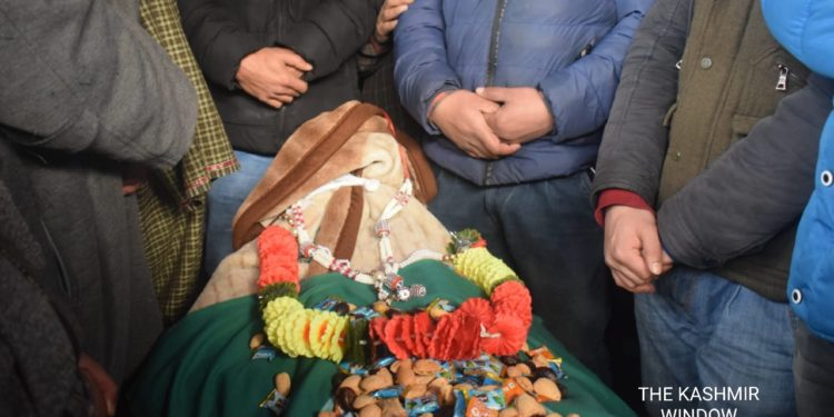 Sopore militant laid to rest, funeral triggers protests
