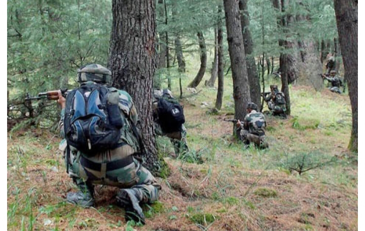 Soldier wounded in Pulwama gunfight succumbs
