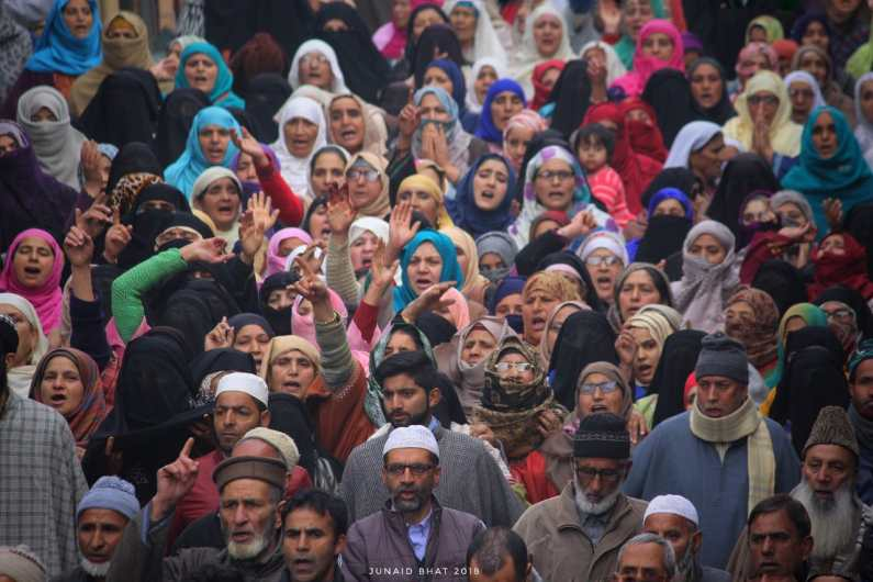 Eid Milad-un-Nabi rally held in Sopore