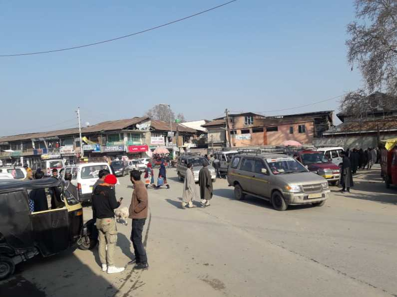 Normalcy returns to Sopore parts after 2 days