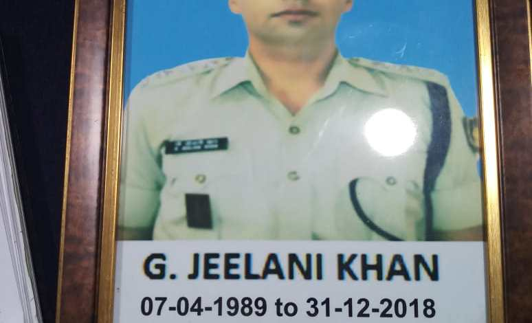 CRPF Assistant Commandant from Uri dies of 'electrocution' during Anti-Naxal Operation in Jharkhand