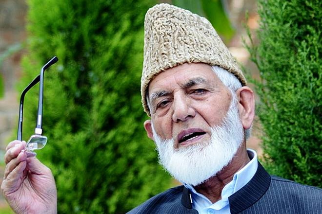 Stay away from Jan 26 celebrations: Geelani to people