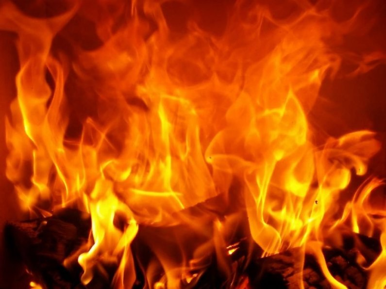 Two persons recieve burn injuries while dousing fire in Qazigund