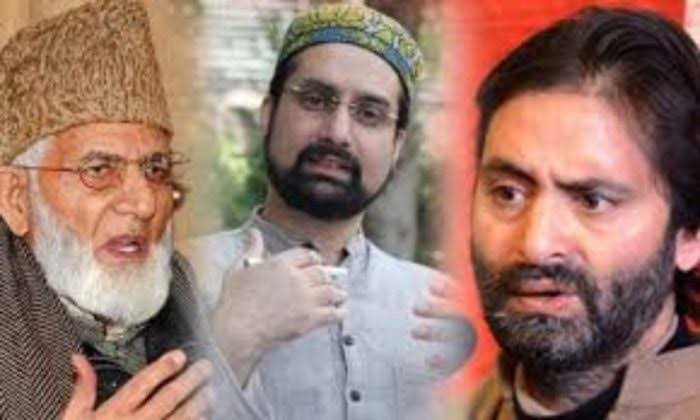 JRL calls for complete shutdown on 21, 25 and 25 in Kashmir parts