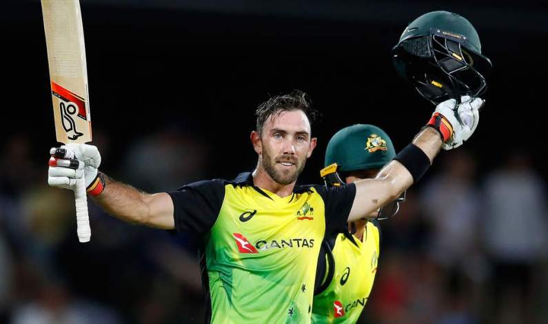 It would be nice to bat higher up in ODIs: Maxwell