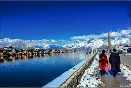 Dal Lake Among 12 Swachh Iconic Places In Phase-IV