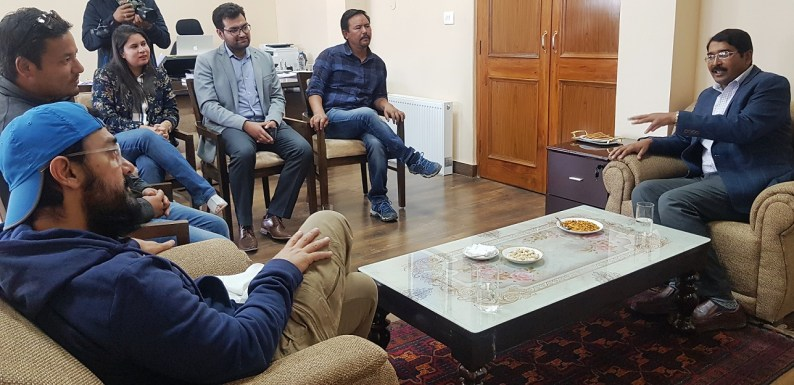 Kargil, a unique place for filmmakers to shoot: Bollywood star Amir Khan