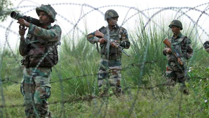 """Summer strategy: Forces intensify vigil on """"infiltration routes"""" along LOC"""