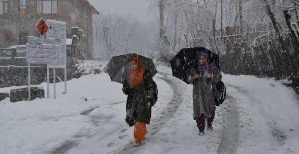 MeT predicts another spell of wet weather in Kashmir