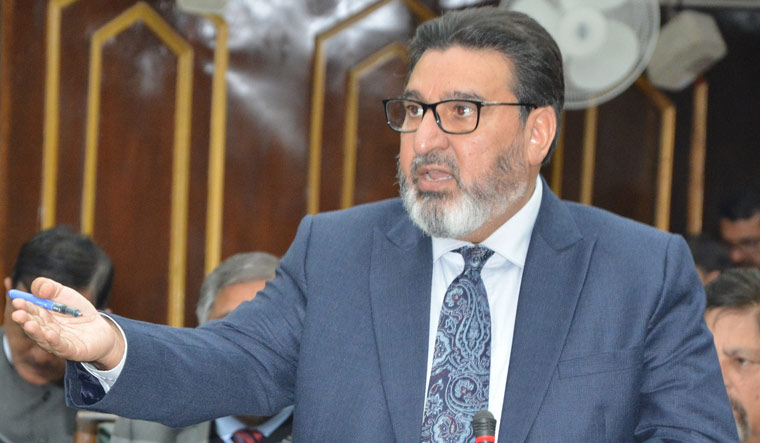 Apni Party's focus is on alleviating sufferings of the people: Altaf Bukhari