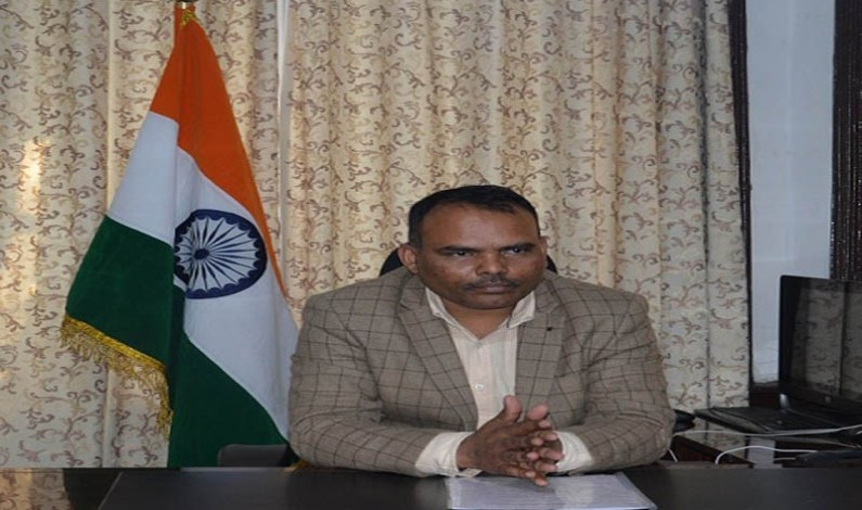 Playgrounds established in 80 % panchayats, land being identified for remaining playfields: Div Com