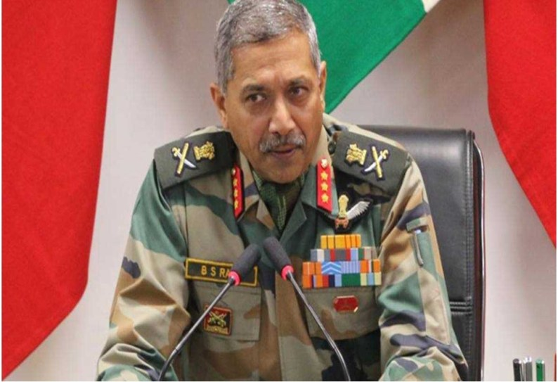 A beautiful environment prevailing in Valley, we are on a right track: GoC 15 Corps BS Raju