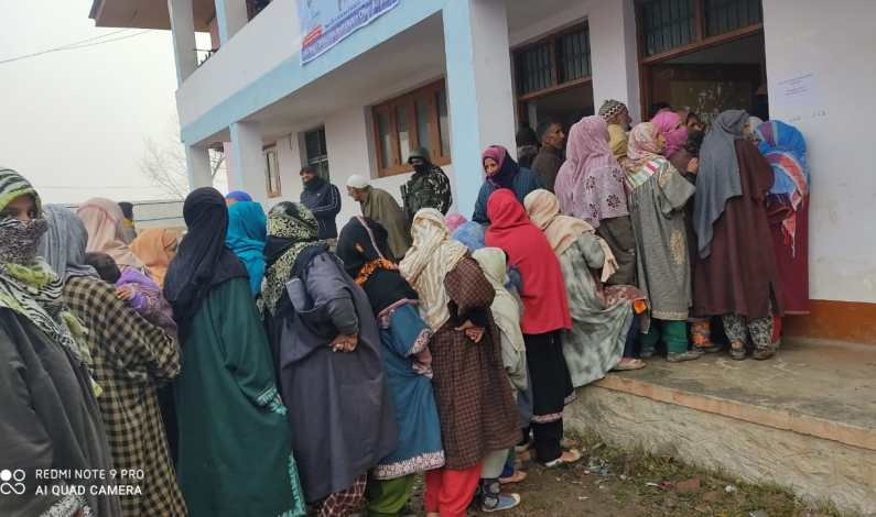 Three Kashmir DDC's To Be Headed By Women