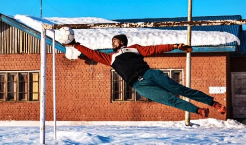 Sannan Iqbal: 20-year-old Goalkeeper selected for Real Kashmir FC