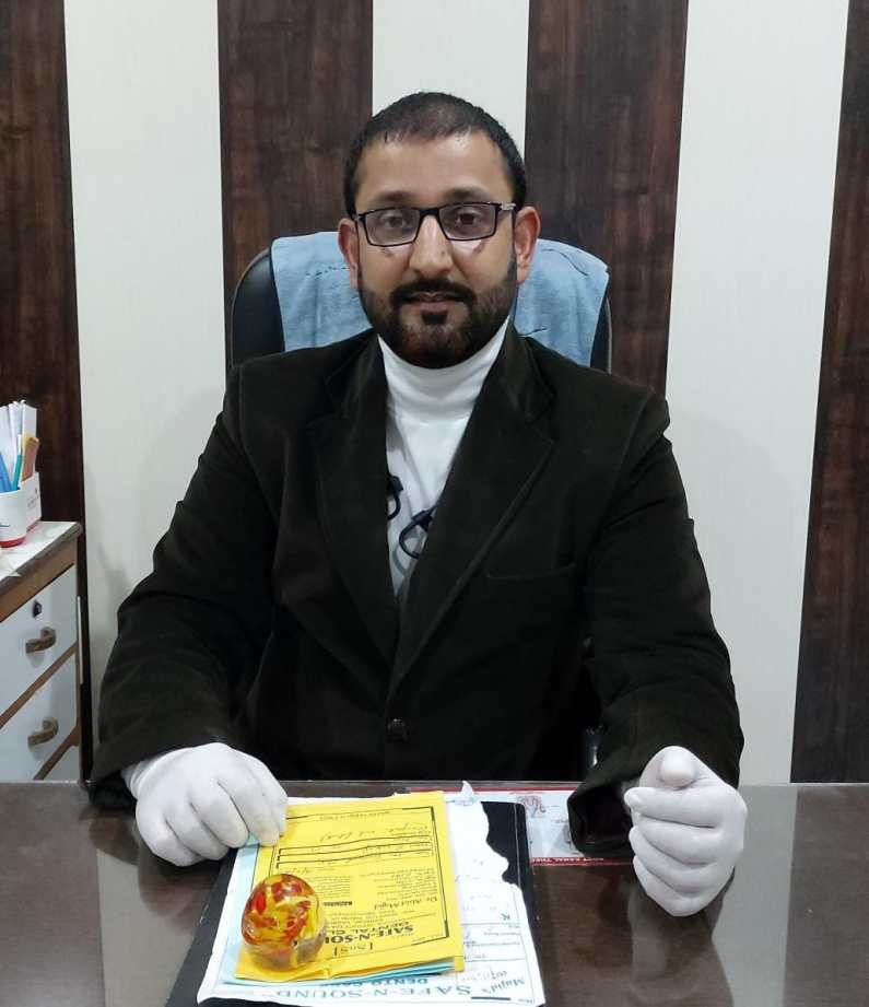 Abid Majid – The Doctor who Spreads Smiles