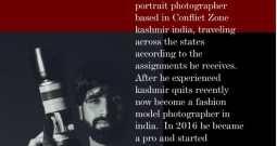 Kashmir, Delhi based photographers launched fashion magazine in Mumbai