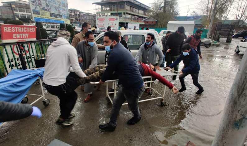 Municipal Councilor,  SPO killed in Sopore militant attack