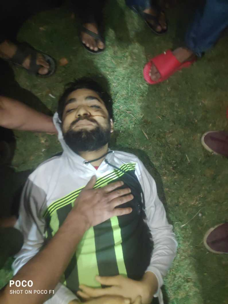 Body of 23-year-old militant found from Soura: Police