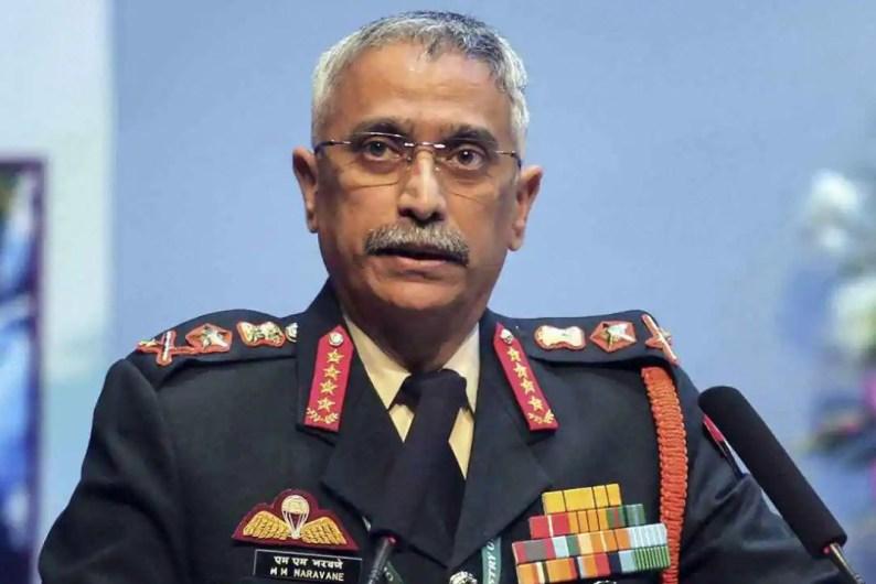 Army Chief General Naravane holds talks with senior US commander