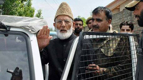 Delhi's Policy Has Failed In Kashmir, Says Geelani