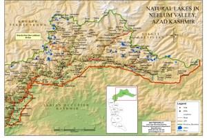 Flourishing tourism and peace crises in Neelum Valley