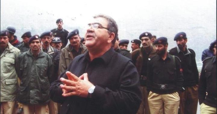 why Arif Shahid was killed?