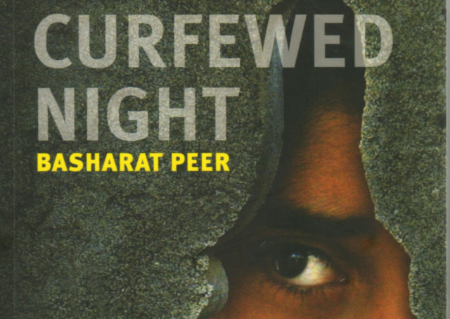 The Curfewed Night - A book by Basharat Peer
