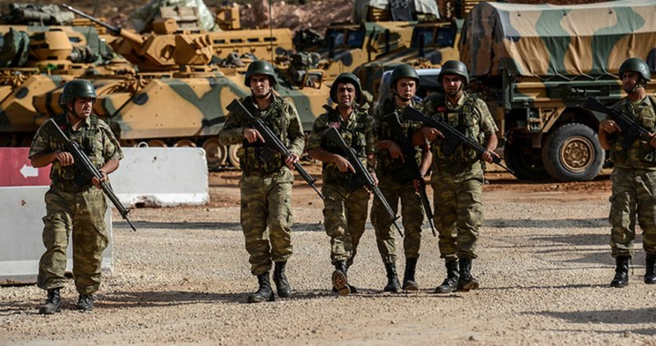 At least 29 Turkish soldiers are killed in 'Russian' airstrike