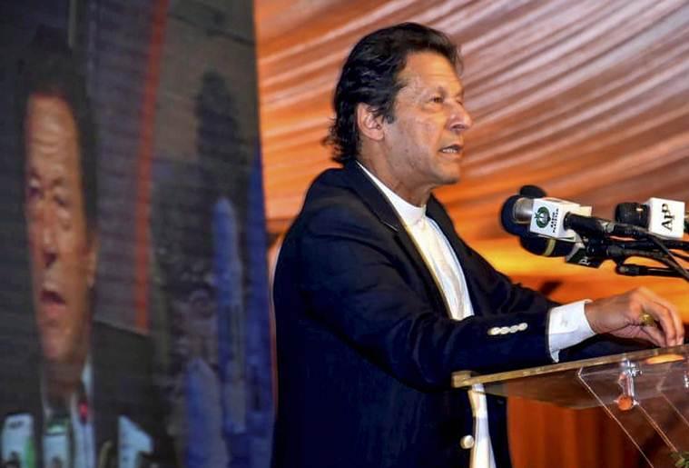 Imran Khan focuses on Pakistan's problems in US speech - Kashmir Indepth