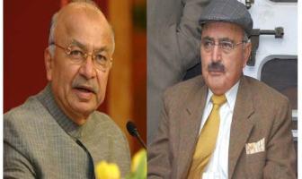 Sushil Kumar Shinde and Mustafa Kamal