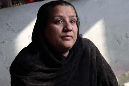 Munawara Sultan -- photo: Hashim Hakeem