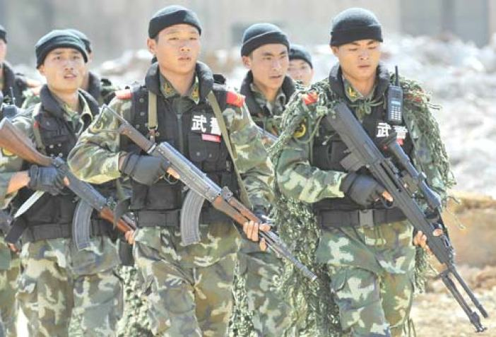 sr-Chinese-army