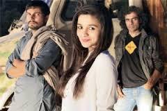 Aalia Bhatt, Randeep Hoda and Imtiaz Ali in Highway