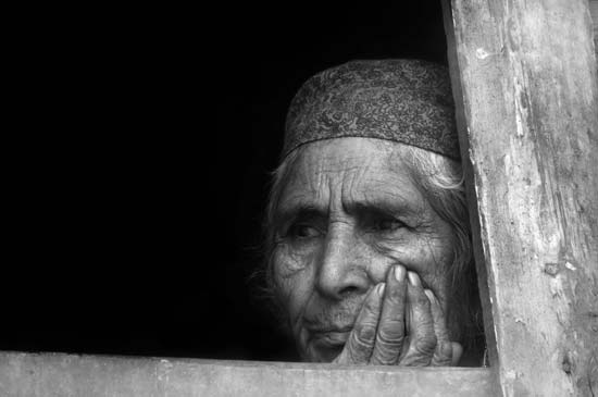 Absorbed Agony: And most of us have set our sight at distant ending of road, perhaps hoping to have one last glimpse of those who became disappeared all of the sudden. Wrinkles have now cropped up on youthful faces while waiting to unite with those who are relentless to show up.