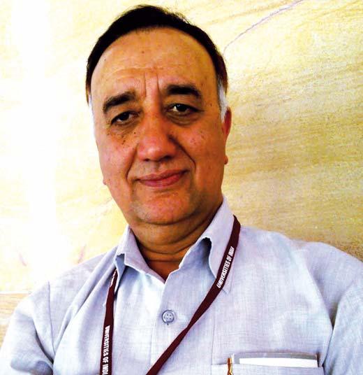 Mushtaq Peer, Ex BOPEE chairman