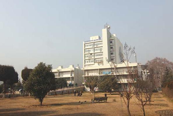 Iqbal-Library-Kashmir-University