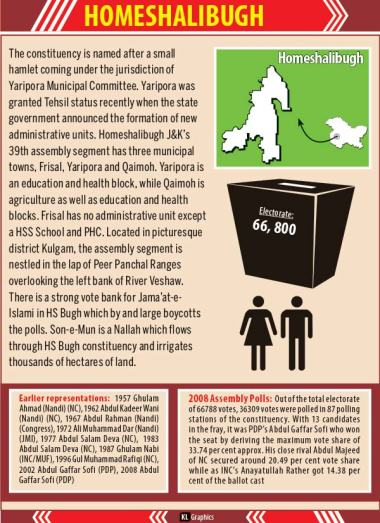 Homeshalibugh-Constituency-Profile