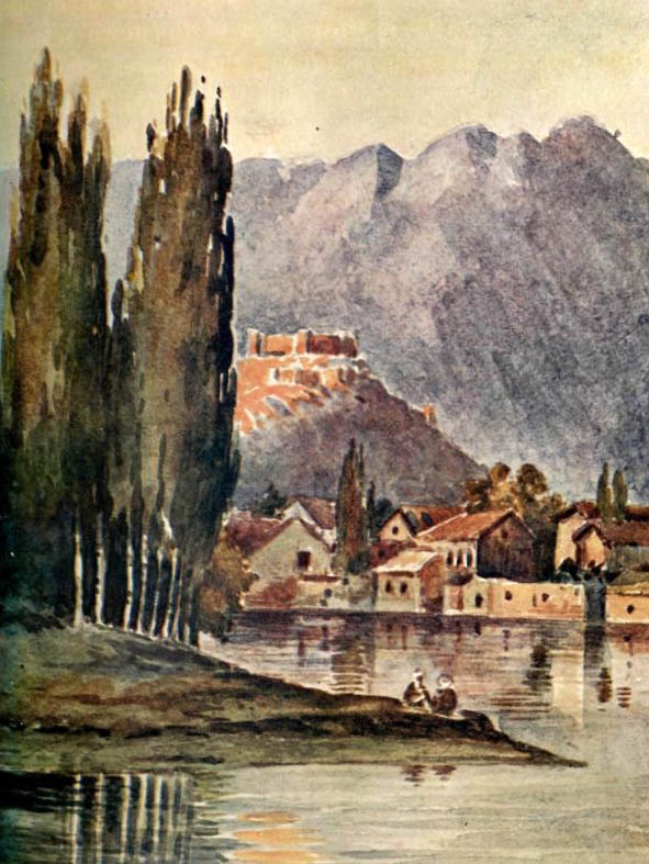 Another Painting of 1905 floods