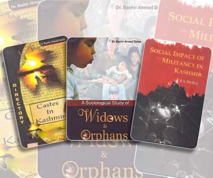 Dr Dabla's various publications.