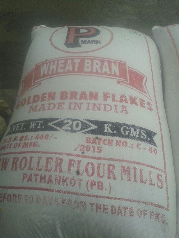 Fake Wheat Barn bag.