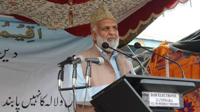 Khawaja Gh Muhammad Bhat: JeI New Amir