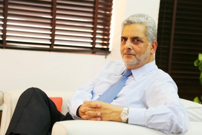 Chairman JK Bank Mushtaq Ahmad