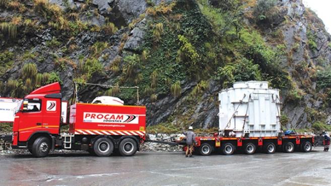 Transformer-Being-Transported-inside-Baglihar