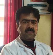 Dr Altaf Hussain Shah