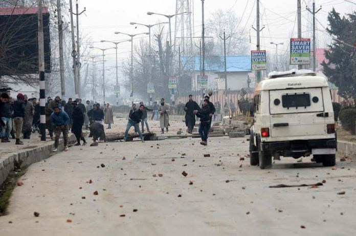 Hyderpora Protest 4