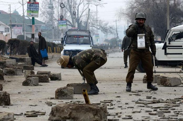 Hyderpora Protest