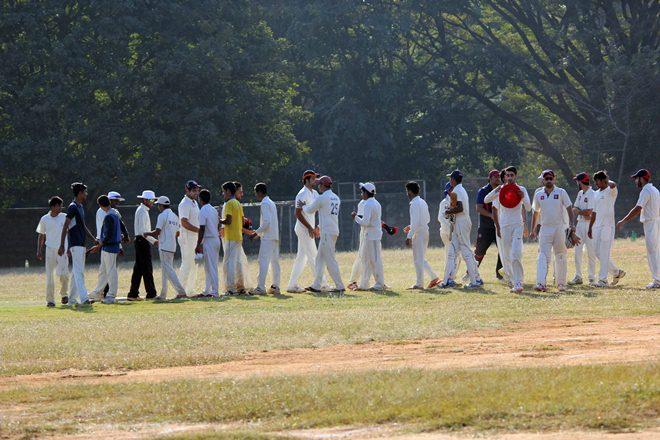 Kashmiri Cricketers