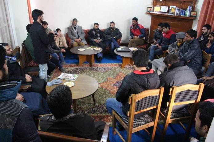 PDP Youth wing Condolence Meet