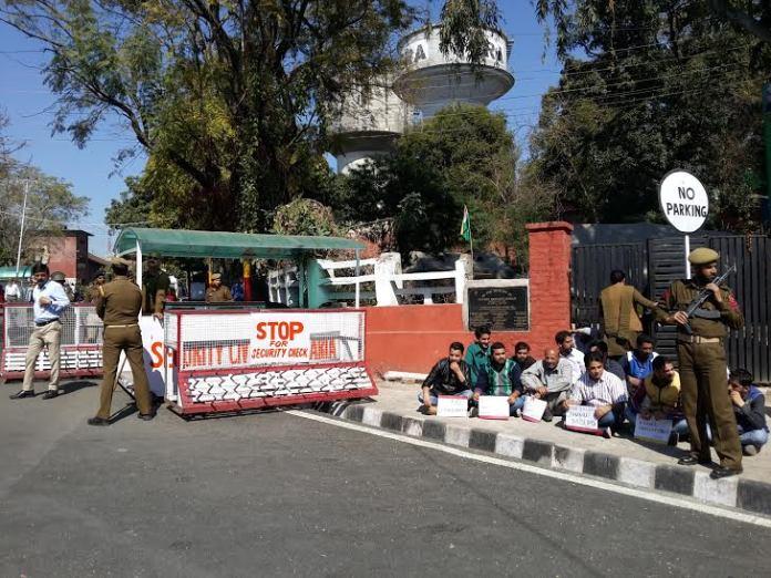 ER Rasheed in Jammu
