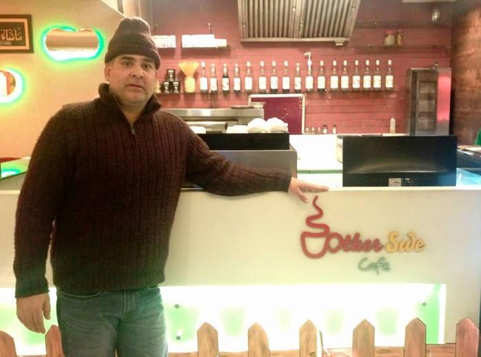 Mohammad Mutaher in Srinagar.